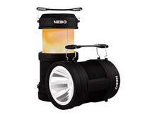 Picture of NEBO BIG POPPY Lantern Ricaricabile 300 Lumens LED (c/display)
