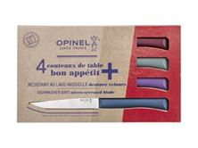 Picture of Opinel BON-APPÉTIT PLUS GLAM Set 4 TAVOLA colorati